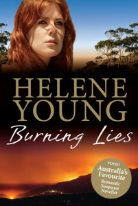 Burning Lies by Helene Young (published by Penguin Australia)