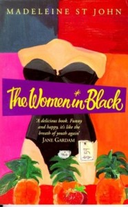 Madeleine St John, The women in black