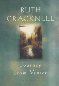 journey from venice - ruth cracknell