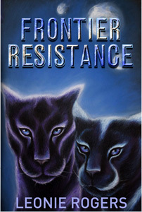 Frontier Resistance Rogers book cover