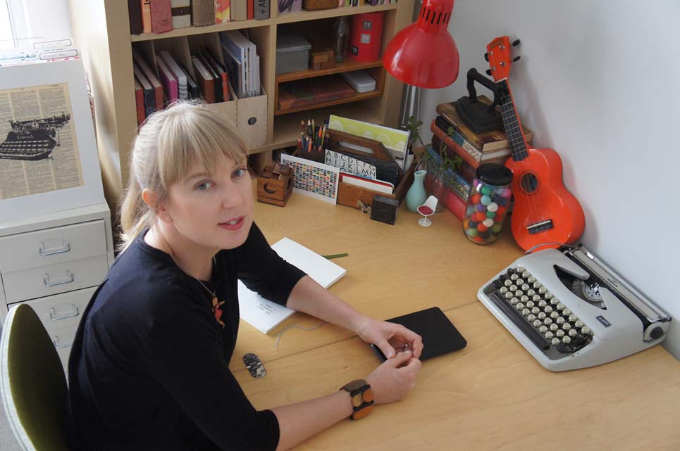 Forever telling stories: Interview with Annabel Smith