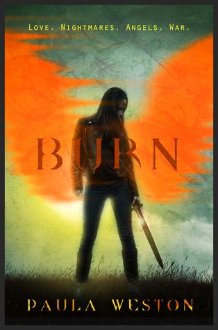 Burn Paula Weston
