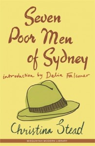 Christina Stead, Seven poor men of Sydney