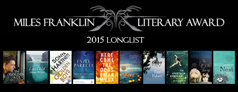 Miles Franklin 2015 Literary Award Longlist Announced