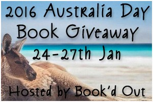 Celebrating Australia Day book giveaway – now closed
