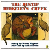 Jenny Wagner The Bunyip of Berkeley's Creek