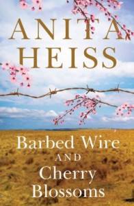 barbed wire cherry blossoms heiss