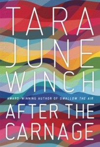 Book cover of After The Carnage by Tara June Winch