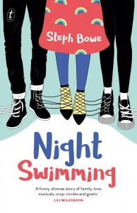 Night Swimming by Steph Bowe