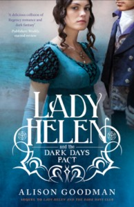 Lady Helen and the Dark Days Pact Alison Goodman