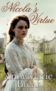 Nicola's Virtue AnneMarie Brear Historical Fiction