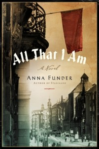 Funder Anna All That I Am
