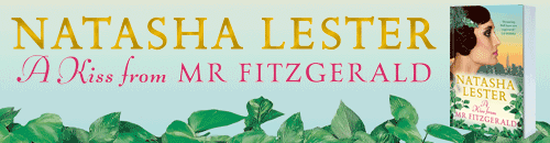 Lester Natasha A Kiss from Mr Fitzgerald banner