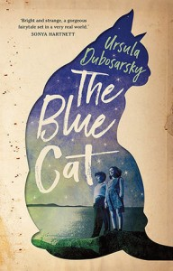 blue cat Dubosarsky