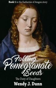 Dunne Falling Pomegranate Seeds Novel