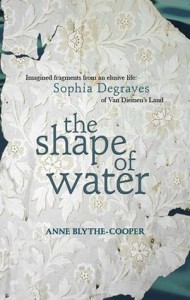 Blythe-Cooper Anne Shape of Water Novel