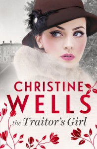Wells Christine Traitor's Girl Novel