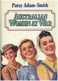 book cover Australian Women at Wat Patsy Adam-Smith