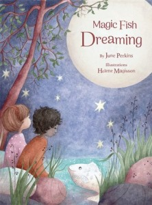 June Perkins Magic Fish Dreaming