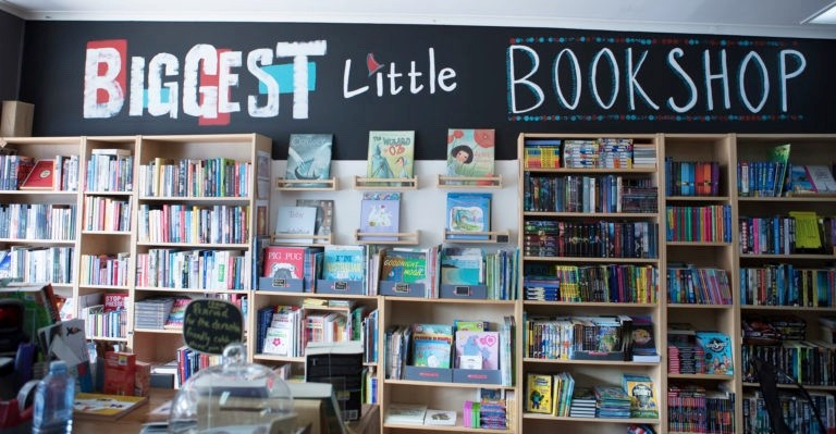 Tuesday Teaser: Little Gnome Book Shop