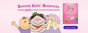 Secret Girls Business banner