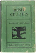 book cover of Bush Studies by Barbara Baynton