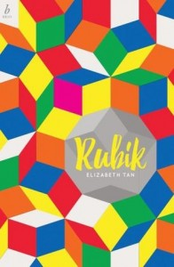 book cover of Rubik by Elizabeth Tan