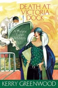 Kerry-Greenwood-Death-at-Victoria-Dock