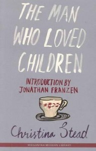 The Man Who Loved Children Book Cover