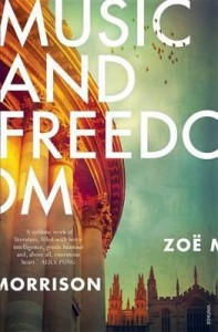 Zoe Morrison, Music and Freedom