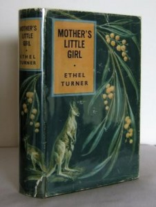 Mothers Little Girl Ethel Turner