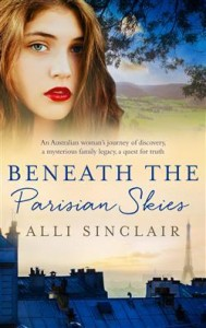Beneath the Parisian Skies Alli Sinclair