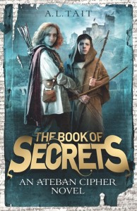 Book of Secrets AL Tait
