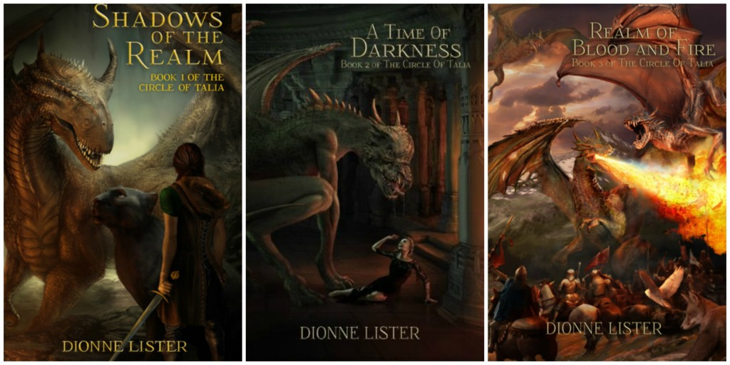 Tuesday Teaser: Indie Publishing – Q & A with fantasy author Dionne Lister