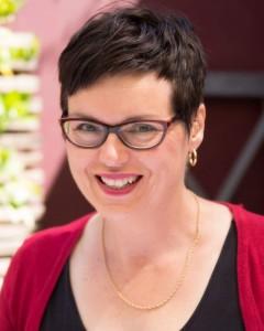 Author Elizabeth Jane Corbett