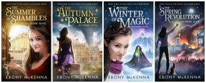 Tuesday Teaser: Indie Book Launch with Ebony McKenna
