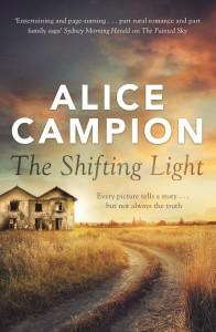 Shifting Light Alice Campion