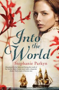 Into the World Stephanie Parkyn