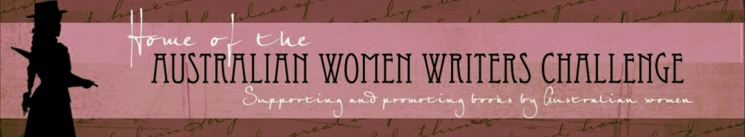 Australian Women Writers Challenge Blog