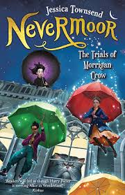 Nevermoor by Jessica Townsend cover