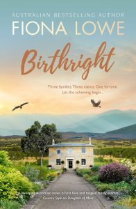 Birthright Fiona Lowe