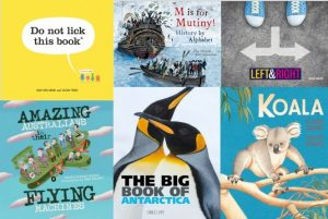 CBCA Eve Pownall Shortlist for Information Books 2018