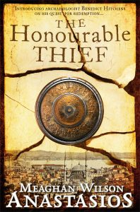 The Honourable Thief Meaghan Wilson Anastasios