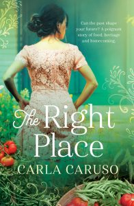 The Right Place Carla Caruso