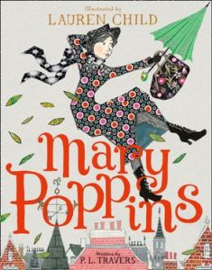 PL Travers, Mary Poppins