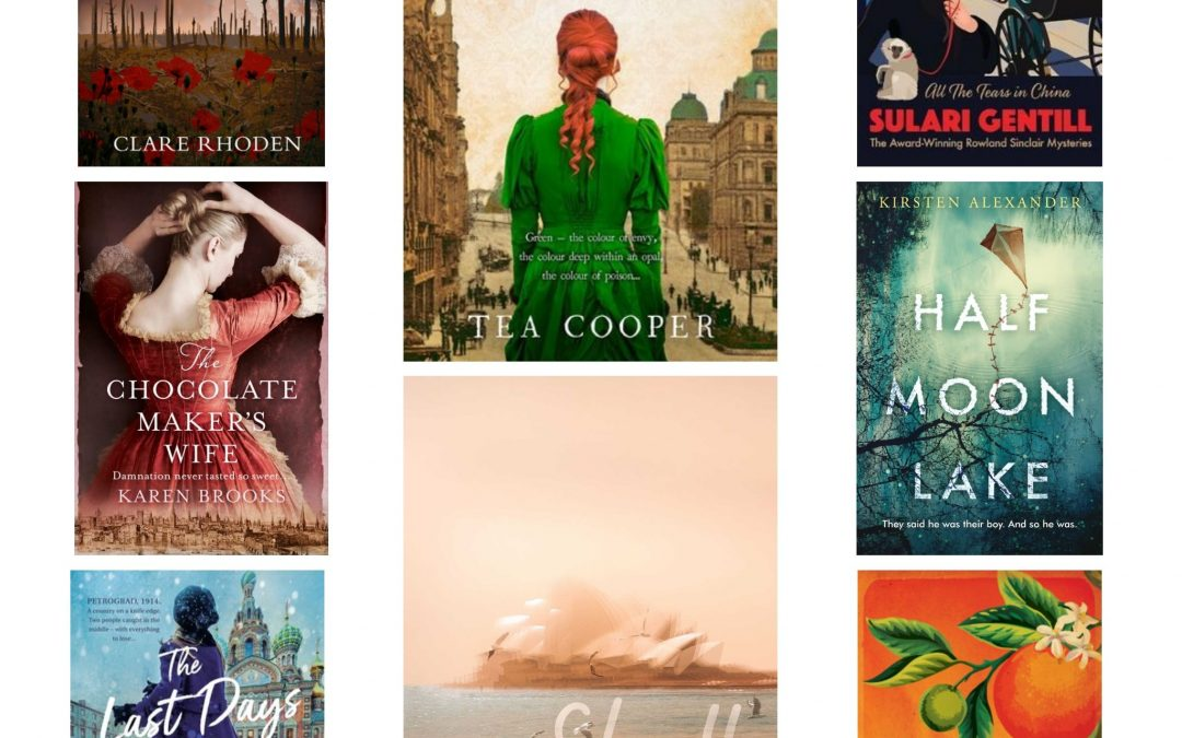 Historical Fiction Round Up: January/February 2019