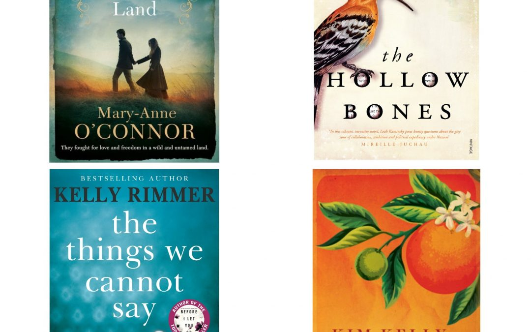 Historical Fiction Round Up: March 2019