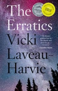 Vicki Laveau-Harvie, The erratics