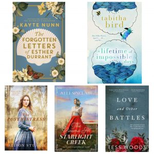 Historical Fiction Round Up: June 2019