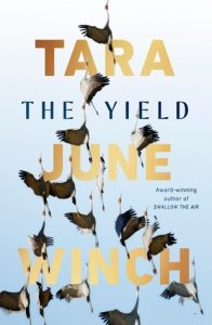 Tara June Winch, The yield, Cover